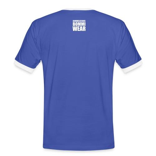 bommiwear - Männer Kontrast-T-Shirt