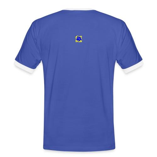 logoneu09 - Männer Kontrast-T-Shirt