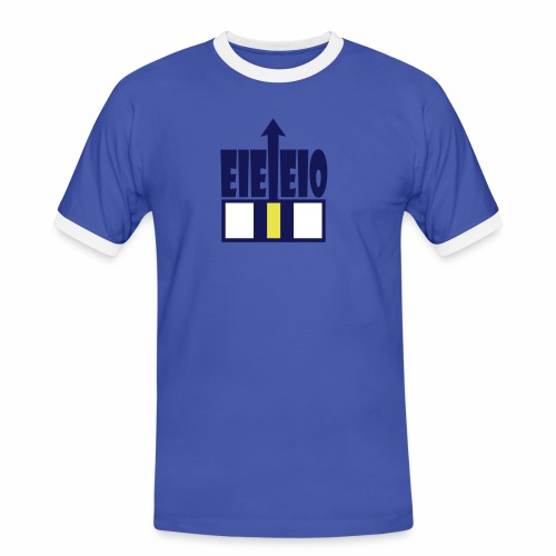 EIEIEIO - Men's Ringer Shirt