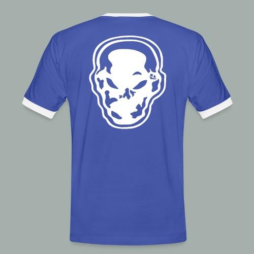 KBK KOP WIT png - T-shirt contrasté Homme