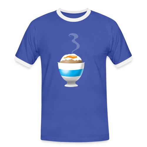 Boiled Egg - Men's Ringer Shirt