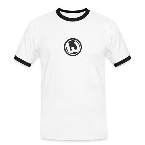 Wooshy Logo - Men's Ringer Shirt