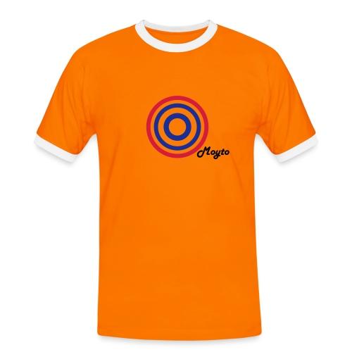 MOYTO BLACK SIDE - Maglietta Contrast da uomo