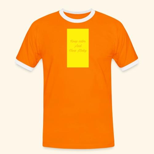 1504809773707 - Maglietta Contrast da uomo