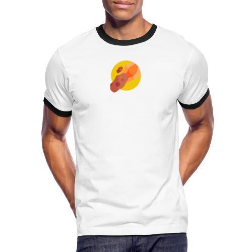 Asteroide - Camiseta contraste hombre