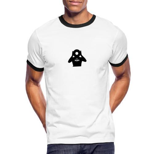 Dj's set design - Men's Ringer Shirt