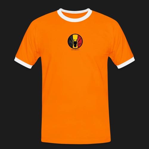 T shirt design - Men's Ringer Shirt