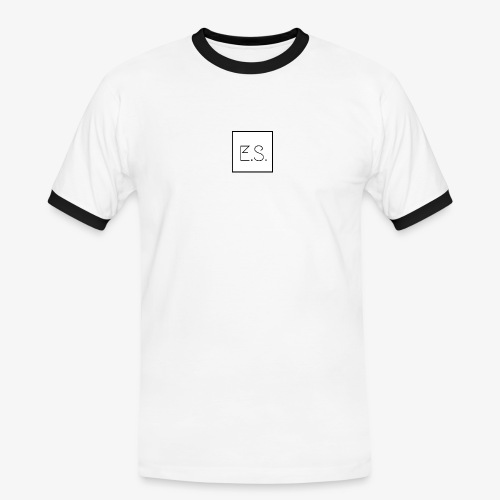 Excessif - Herre kontrast-T-shirt