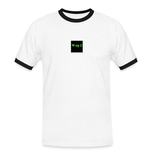 mogc - Herre kontrast-T-shirt