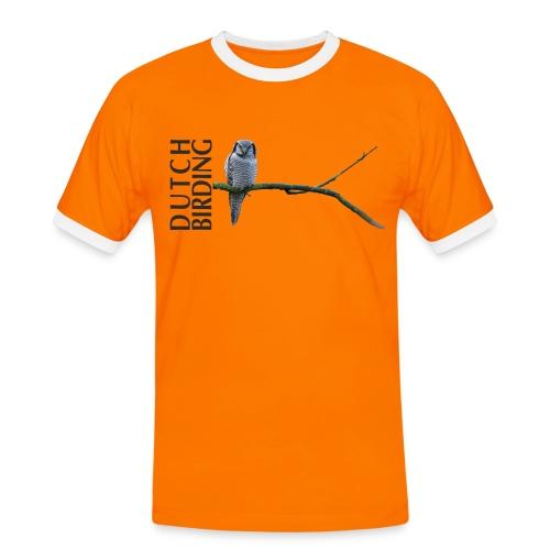 db sperweruil - Mannen contrastshirt
