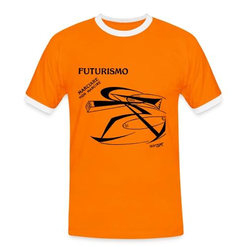 FUTURISMO (marciare non marcire) - Maglietta Contrast da uomo