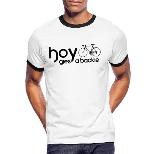 Hoy - Men's Ringer Shirt