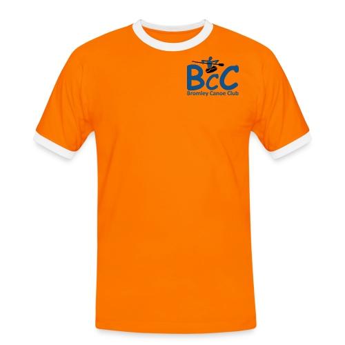 bcc logo - Men's Ringer Shirt