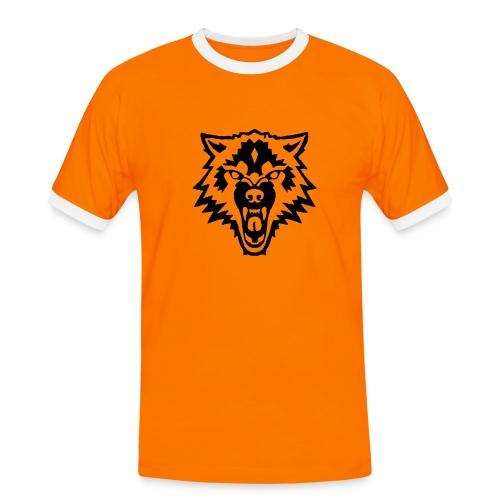 The Person - Mannen contrastshirt