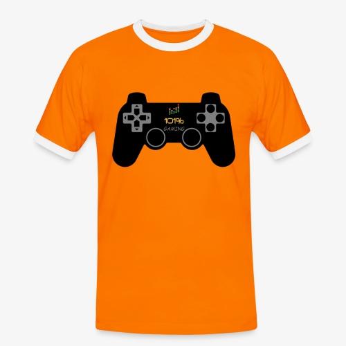 101%GAMING - T-shirt contrasté Homme