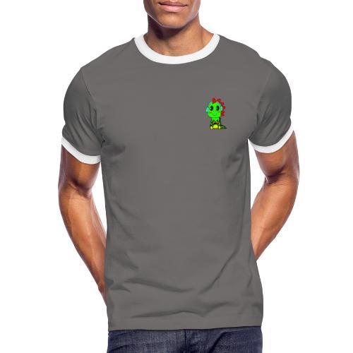 Tilop - Camiseta contraste hombre