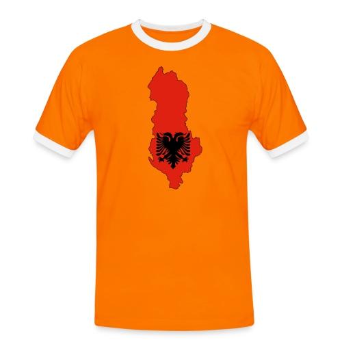 Albania - T-shirt contrasté Homme