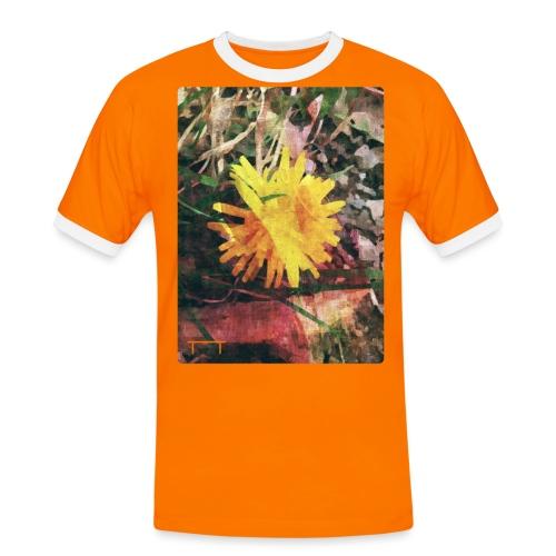 № 27 [leo] - Men's Ringer Shirt