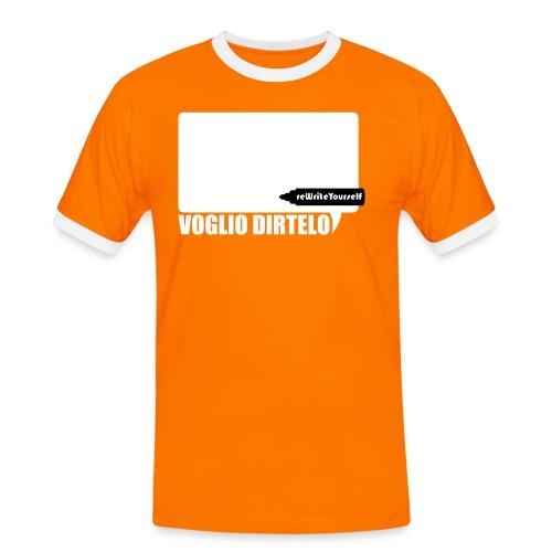 vogliodirtelo2011extended converted - Maglietta Contrast da uomo
