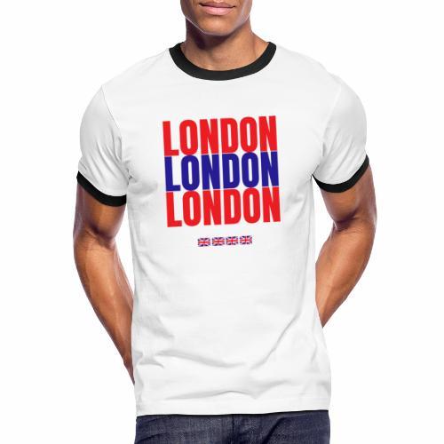 Shop London Hoodie, Sweatshirt Souvenir T-shirts - Men's Ringer Shirt