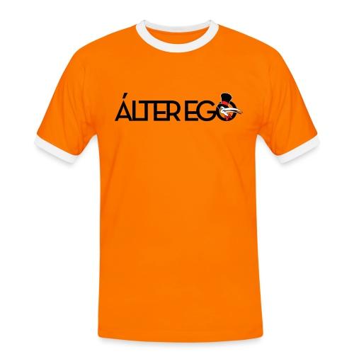 ÁLTER EGO - Camiseta contraste hombre