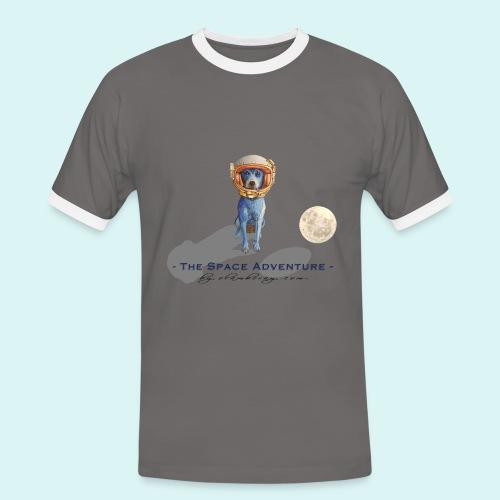 The Space Adventure - Men's Ringer Shirt
