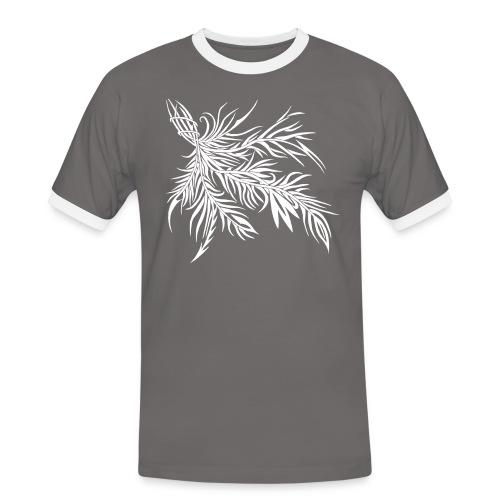 fireleaf 2018 1 - Männer Kontrast-T-Shirt