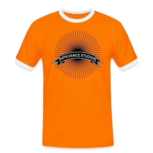 SUN - Herre kontrast-T-shirt