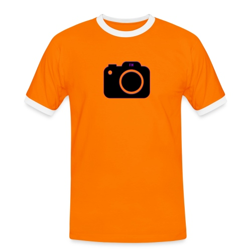 FM camera - Men's Ringer Shirt