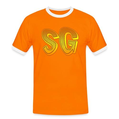 Felpa SG Uomo - Maglietta Contrast da uomo