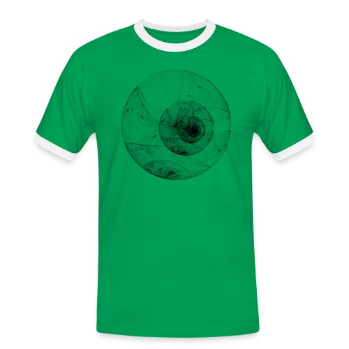 Eyedensity - Men's Ringer Shirt