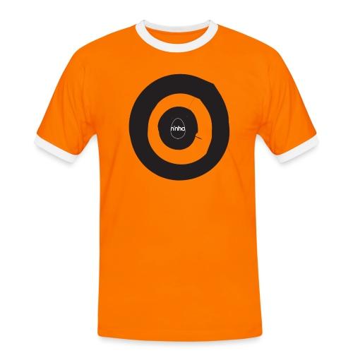 Ninho Target - Maglietta Contrast da uomo