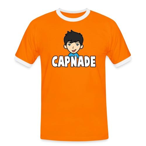 Basic Capnade's Products - Men's Ringer Shirt