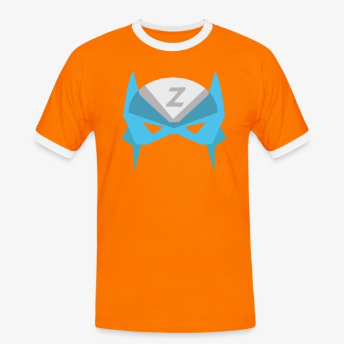 MASK 3 SUPER HERO - T-shirt contrasté Homme