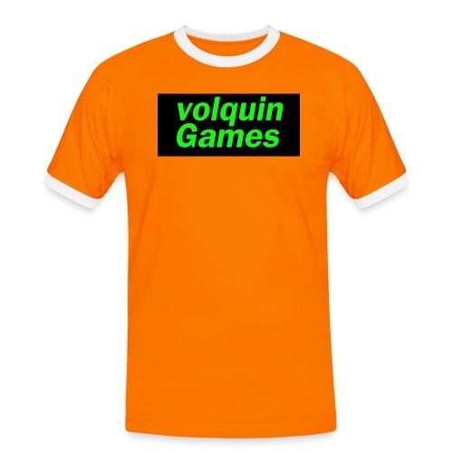 volquin - Mannen contrastshirt