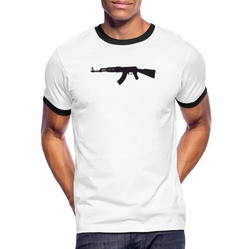 AK47 - Männer Kontrast-T-Shirt