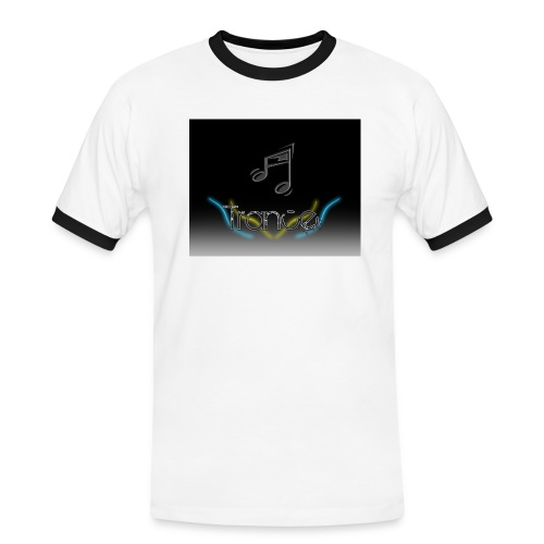 trance_wallpaper_by_peixotorj-jpg - Herre kontrast-T-shirt