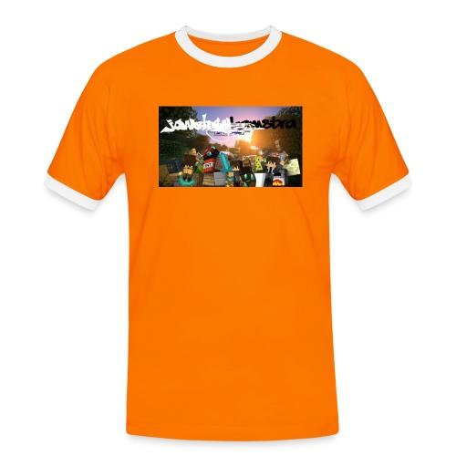 6057231244D88B5F5DED63C6F58FB0122038CBC7A63A50B55 - Men's Ringer Shirt