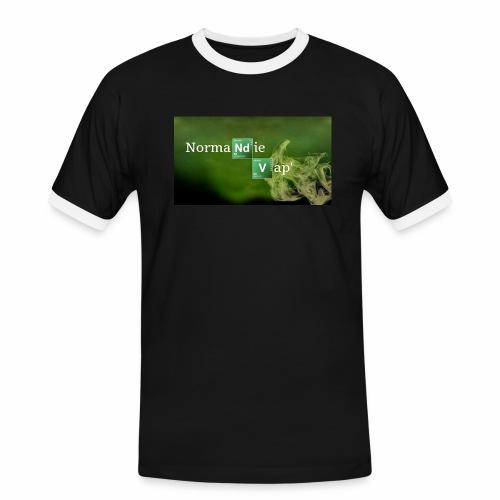 Normandie Vap' - T-shirt contrasté Homme