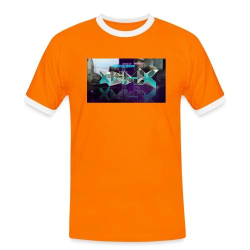 XZWhModzZX - Herre kontrast-T-shirt