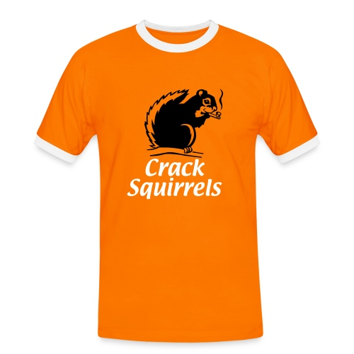 Squirrels take 2 - Men's Ringer Shirt