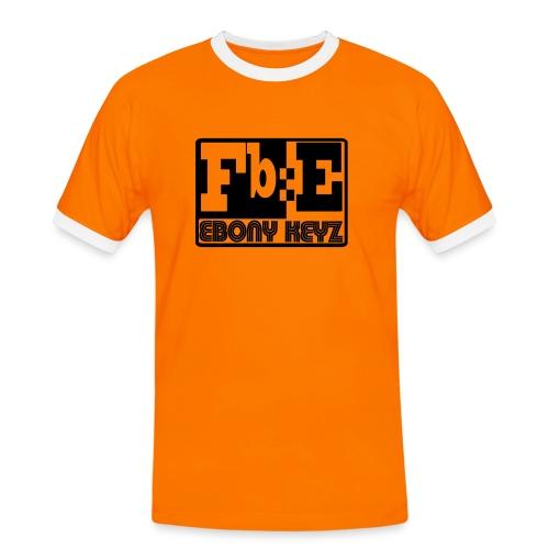 fbise - T-shirt contrasté Homme