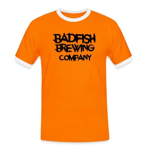 BadFish - T-shirt contrasté Homme
