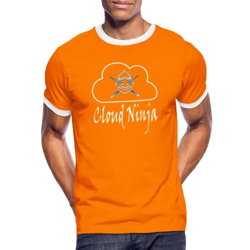 Cloud Ninja - Men's Ringer Shirt