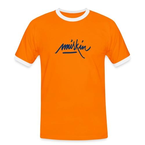 T-Shirt Miskin - T-shirt contrasté Homme