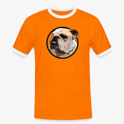 Bulldog - Men's Ringer Shirt