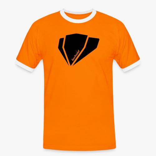 signature - Männer Kontrast-T-Shirt