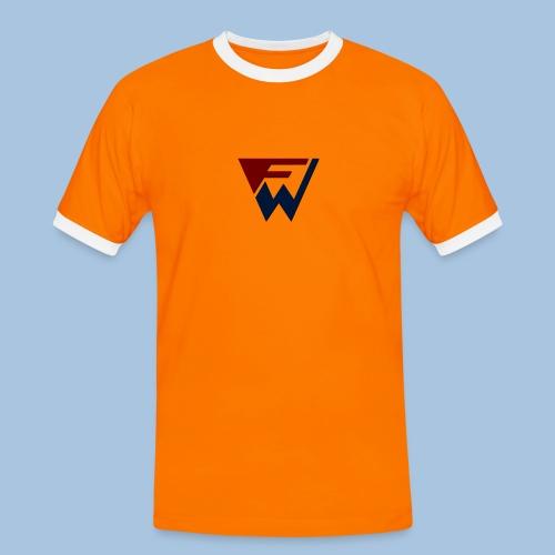 FW Logo - Men's Ringer Shirt