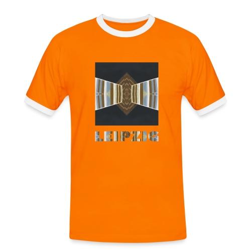 Leipzig #2 - Männer Kontrast-T-Shirt