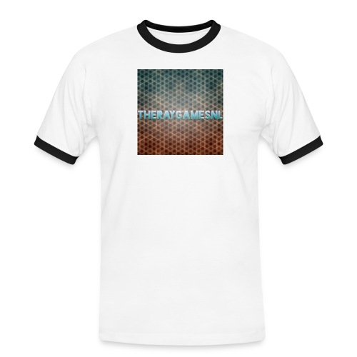 TheRayGames Merch - Men's Ringer Shirt